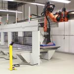 CNC-Roboter von Arthur Krüger - Technik in Kunststoff