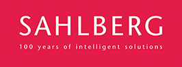 Sahlberg - 100 years of intelligent solutions - Logo