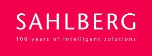 Sahlberg - 100 years of intelligent solutions - Logo Big